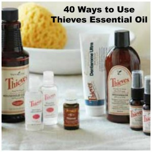 Thieves essential oil what it is and 40 ways to use thieves oil conscious health - How to keep thieves away from your home ...