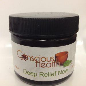 Deep Relief Now - COnscious Health