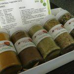 Indian Spice Blends Kit. Ayurvedic Indian Spice Blend Kit