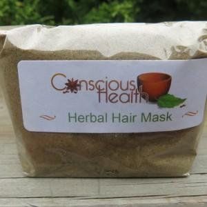 Ayurvedic Herbal Hair Mask - for Strong Hair