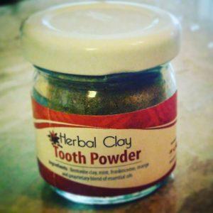 Bentonite Clay Herbal Toothpowder