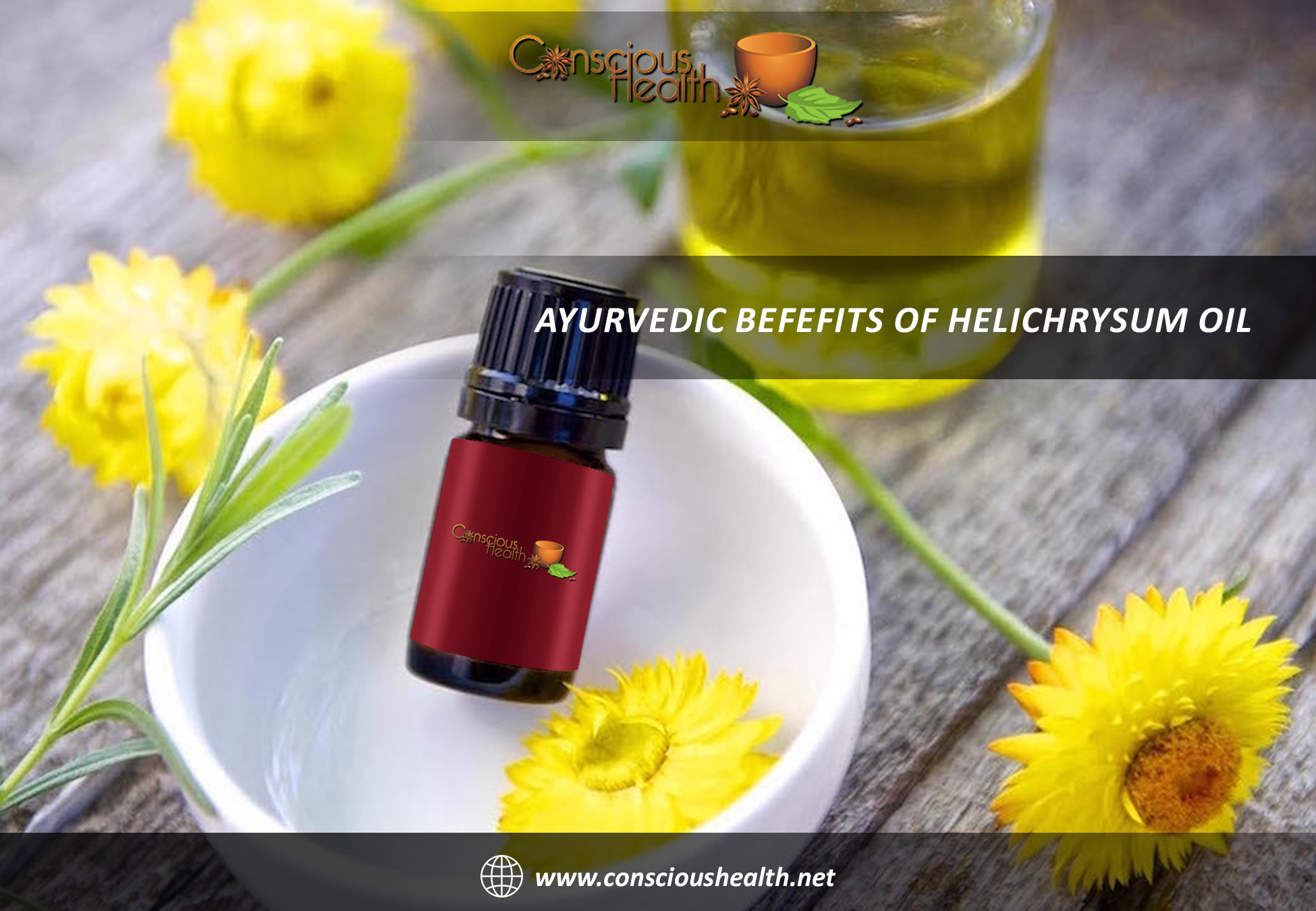 Ayurvedic Benefits Of Helichrysum Essential Oil