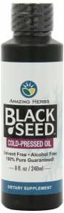 Black seed oil image