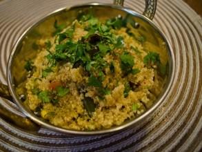 Tri-Doshic Quinoa Khichari