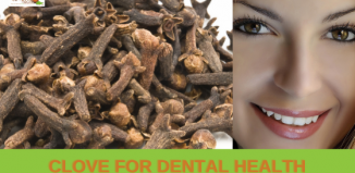 Clove for Dental health